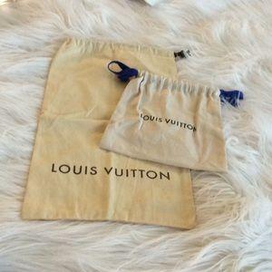 Bundle💞LOUIS Vuitton 💞dust bags